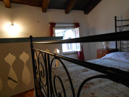 Casa Garzotto: Lovely room on 4th floor