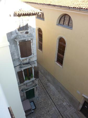 Casa Garzotto: View from the top