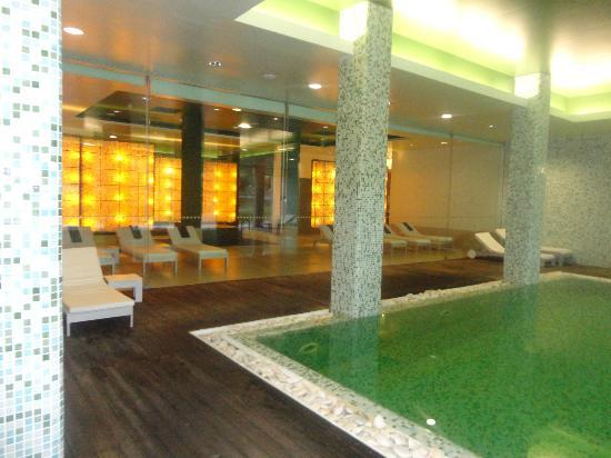 Indoor Pool And Jucuzzi Picture Of Sao Rafael Suites Sesmarias