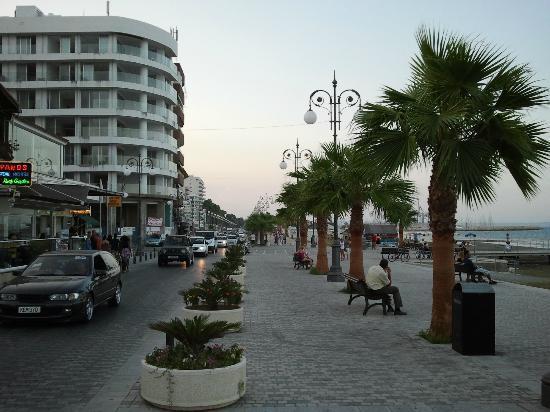 Sandbeach Castle Hotel: Larnaca