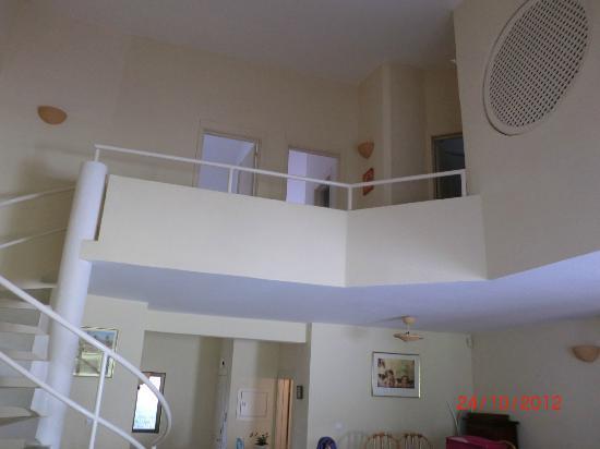 MouraGolf Village: upstairs