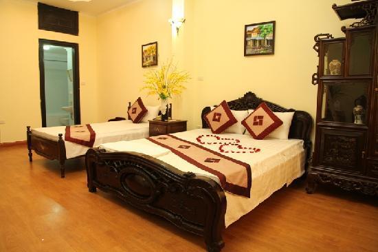 The Tourist Hotel : Hanoi Marriotte Hotel