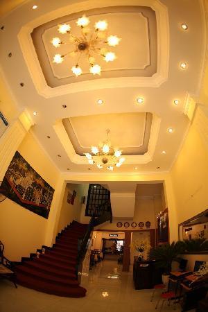 The Tourist Hotel: Hanoi Marriotte Hotel