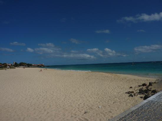 Riu Palace Cabo Verde: Beach 