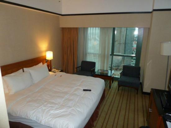Grand Mercure Singapore Roxy: nichts besondres