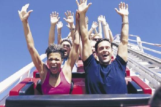 Lake County, Ιλινόις: Six Flags Great America