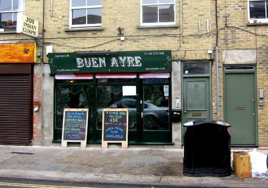 Buen Ayre: The Restaurarnt