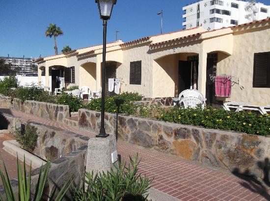 Santa Fe Bungalows (Playa del Inglés, Gran Canaria ...