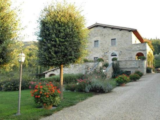 Castiglion Fiorentino, Włochy: Casa Portagioia