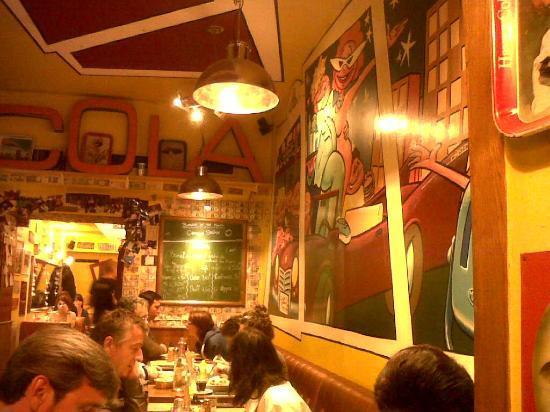 Restaurant  Rue Des Reservoirs Versailles