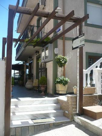 Avra Hotel: entrance