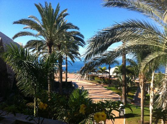 H10 Playa Meloneras Palace: View from room