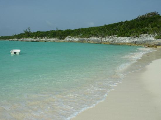 Paradise Bay Bahamas: la plage