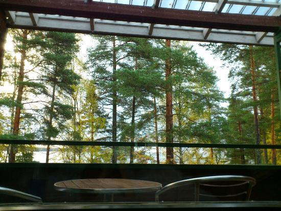 Sea Hotel Mantyniemi : View from room 16