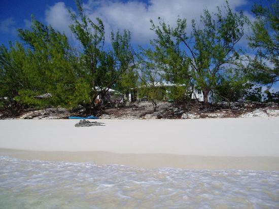 Pigeon Cay Beach Club : From the water