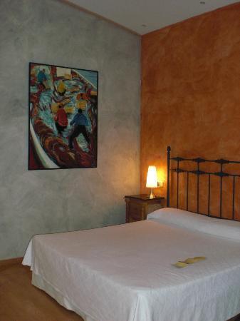 Hotel Mas Pau: our room