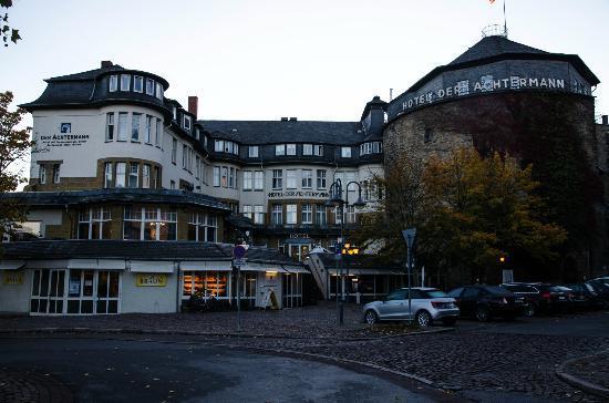 bad picture of hotel der achtermann goslar tripadvisor. Black Bedroom Furniture Sets. Home Design Ideas