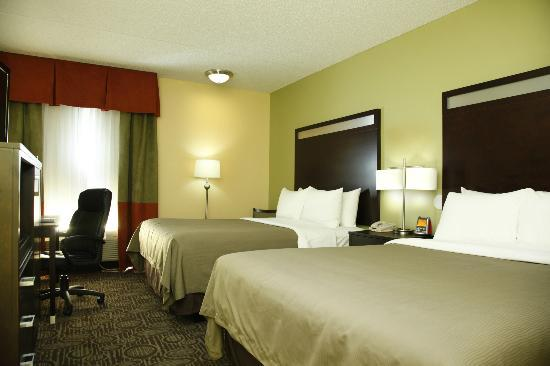 Comfort Inn - Chandler / Phoenix South: 2 Queen Beds