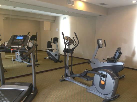 Baymont Inn & Suites By Wyndham: Fitness Center
