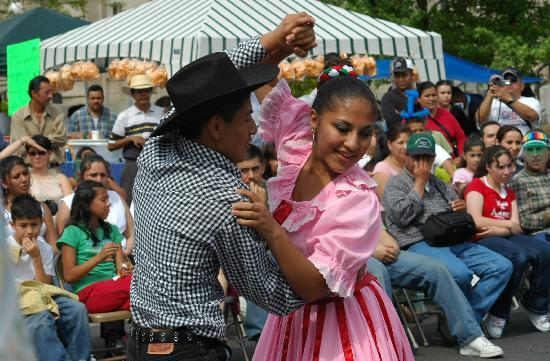 Sunnyside is host to the largest Cinco de Mayo celebration in the state!