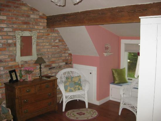 Cottonwood Inn: Bedroom