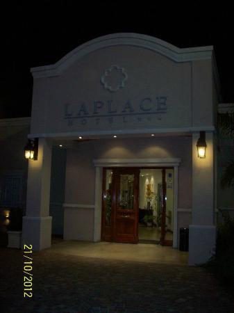 Laplace Hotel: frente del hotel boutique
