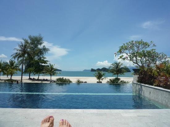 Four Seasons Resort Langkawi, Malaysia: adult quiet pool