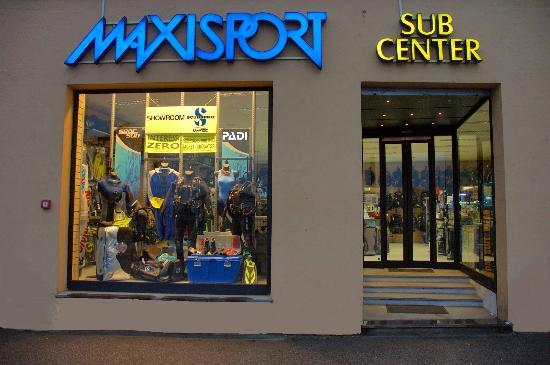 Maxisport Sub Center