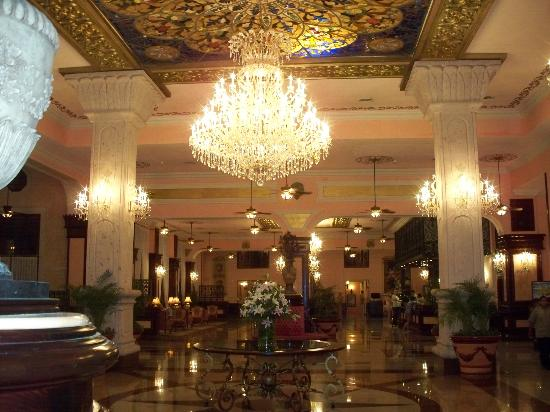 Hotel Riu Palace Riviera Maya: Lobby