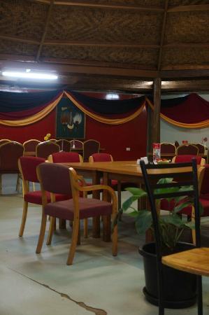 Kimininga Lodge: Restaurant