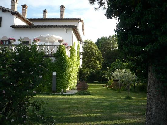 Agriturismo Campogrande: il giardino