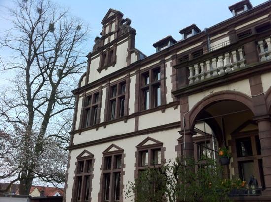 Lauenforde, Tyskland: Villa Löwenherz