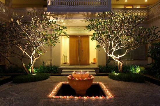 Varca, الهند: Svaastha Spa.