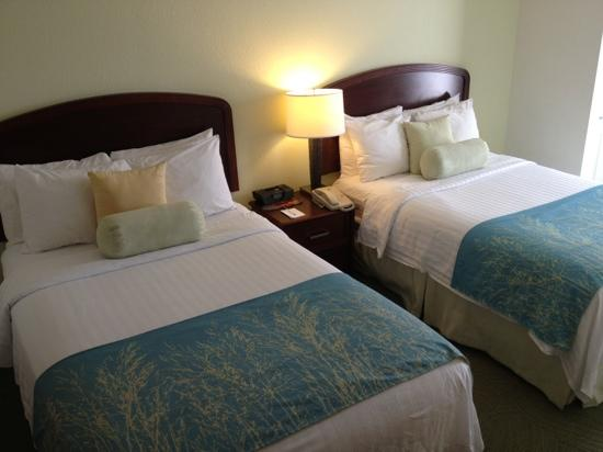 SpringHill Suites by Marriott Tampa Westshore Airport: beds