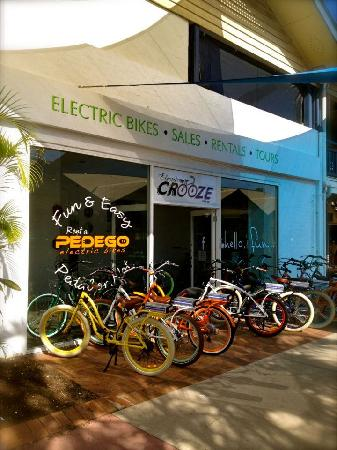 Pedego Electric Bikes - Day Tours