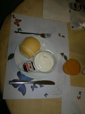 Hotel Morolli: Almuerzo