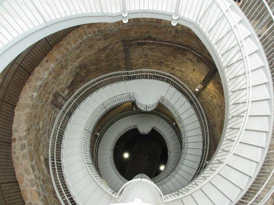 looking down the world s largest hand dug well picture of the big