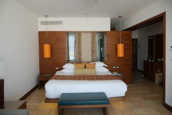 Beresheet Hotel by Isrotel Exclusive Collection: Our room