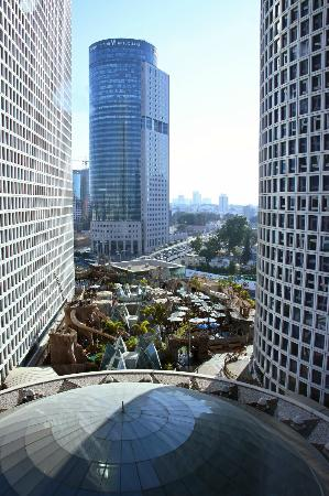 Crowne Plaza Tel Aviv City Center: View from the room