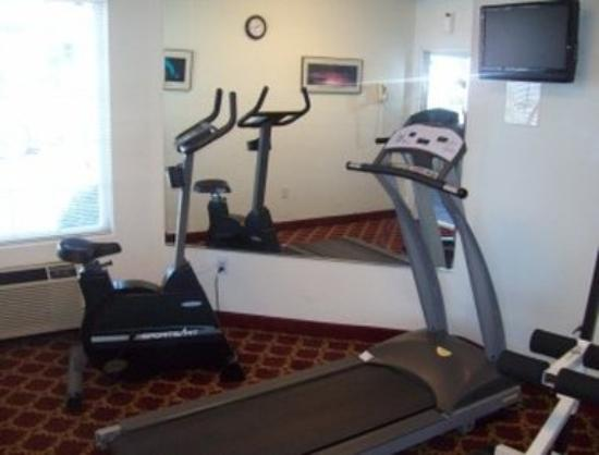 Toppenish Inn and Suites : Exercise Room