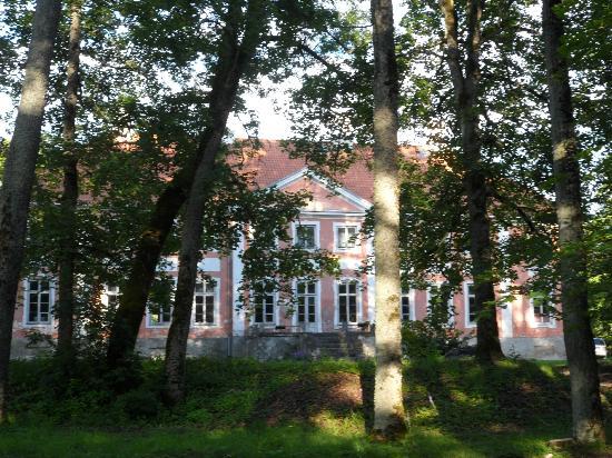 Sargvere Manor: building
