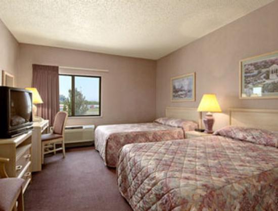 ปาดูกาห์, เคนตั๊กกี้: Standard Two Double Bed Room