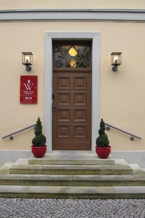 Hotel Am Grossen Waisenhaus : EXterior