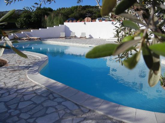 Il Sogno di Alghero: la piscina
