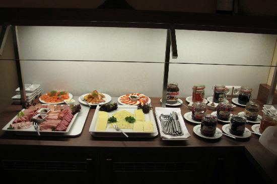 Hotel Am Grossen Waisenhaus: Breakfast Buffet