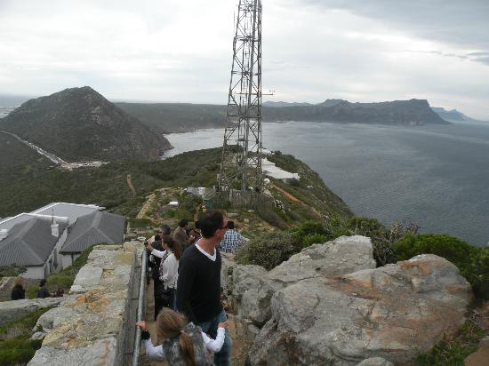 "Cape of Good Hope: The way up and the indian ocean ""part"".."