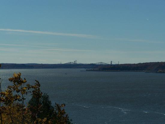 Terrasse de Lévis : Vue spectaculaire sur les 2 ponts de Québec