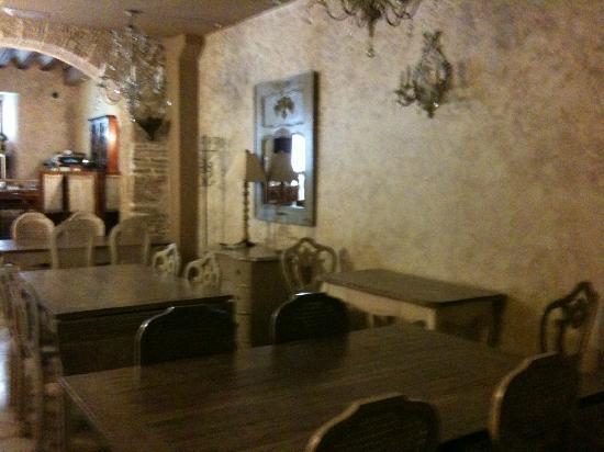 Hotel Argantonio: Acceso a sala de desayuno