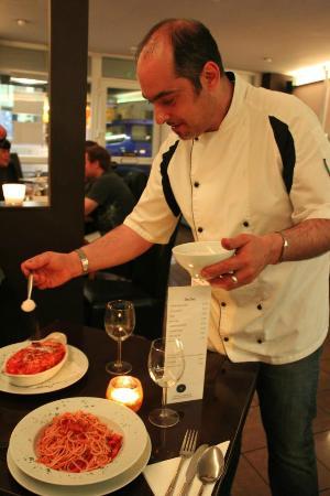 Italian Diva: Owner and Chef, Marcello