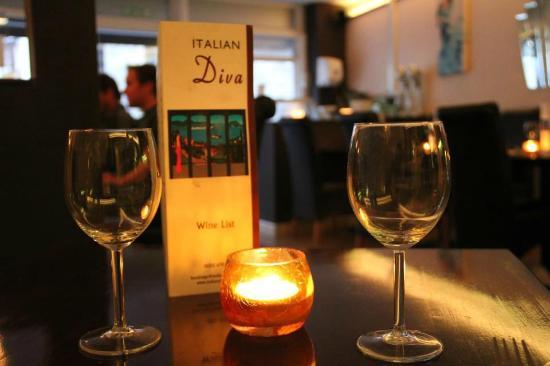 Italian Diva